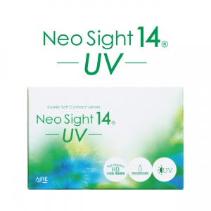 [Contact lenses] Neo sight 14 ...
