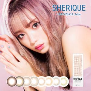 [Contact lenses] SHERIQUE [10 ...