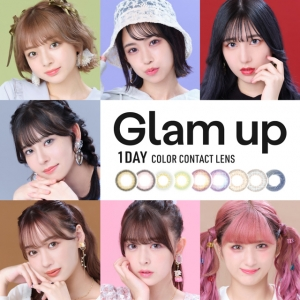 [Contact lenses] Glam up [10 l...