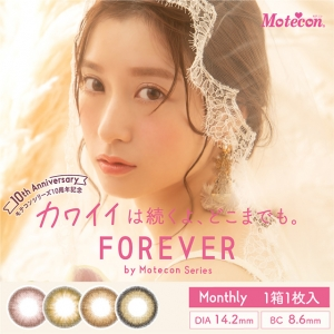 [Contact lenses] FOREVER by Mo...