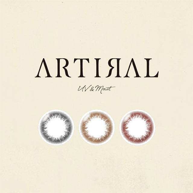 Artiral 1Day [10 lenses / 1Box]