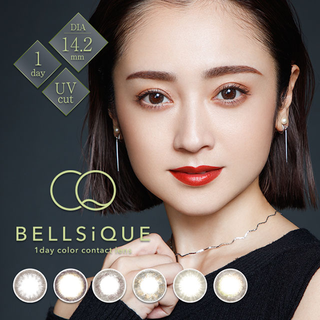 BELLSiQUE [10 lenses / 1Box]