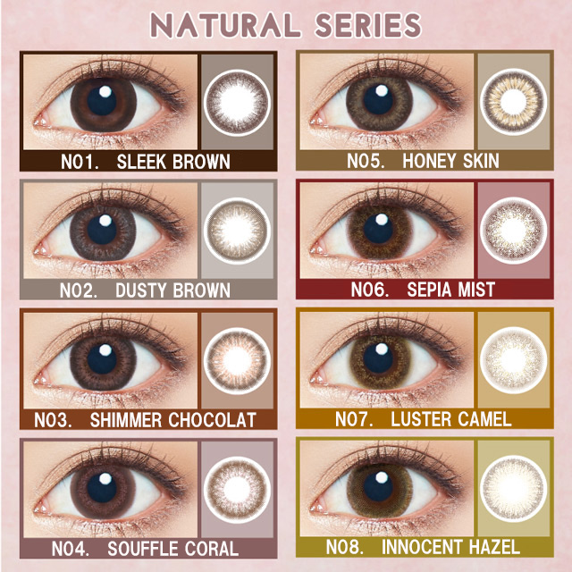 [Contact lenses] EYE GENIC by EVER COLOR [1 lenses / 1Box] / Monthly Disposal 1Month Disposable Colored Contact Lenses DIA14.5mm<!-- アイジェニック バイ エバーカラー 度あり 1箱1枚入 □Contact Lenses□-->