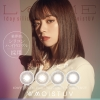 [Contact lenses]  LARME SILICONE HYDROGEL W MOIST UV [10 lenses / 1Box] / Daily Disposal Colored Contact Lenses<!--ラルム シリコンハイドロゲル ダブルモイストUV 1箱10枚入 □Contact Lenses□-->