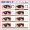 [Contact lenses] SHERIQUE [10 lenses / 1Box] / Daily Disposal 1day Disposal Colored Contact Lens DIA 14.2mm Moisture 55%<!-- シェリーク 10枚入り □Contact Lenses□ -->