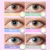 [Contact lenses] MerMer by RICH STANDARD [10 lenses / 1Box] / Daily Disposal Colored Contact Lenses<!--メルメル by リッチスタンダード 1箱10枚入 □Contact Lenses□-->