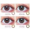 [Contact lenses] FOREVER by Motecon Anecon [1 lens / 1Box] / Daily Disposal Colored Contact Lenses<!--フォーエバー by モテコン アネコン 1箱1枚入 □Contact Lenses□-->