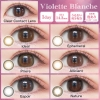 [Contact lenses] Violette Blanche [10 lenses / 1Box] / Daily Disposal Colored Contact Lenses<!--ヴィオレットブランシュ 1箱10枚入 □Contact Lenses□-->